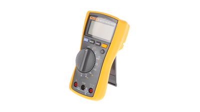 Fluke 115 sann RMS digital multimeter, CAT III 600 V, 600V, 50kHz, 40MOhm Köp {0}