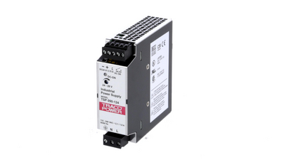 DIN Rail Power Supply, Adjustable, 24V, 3.75A, 90W Buy {0}