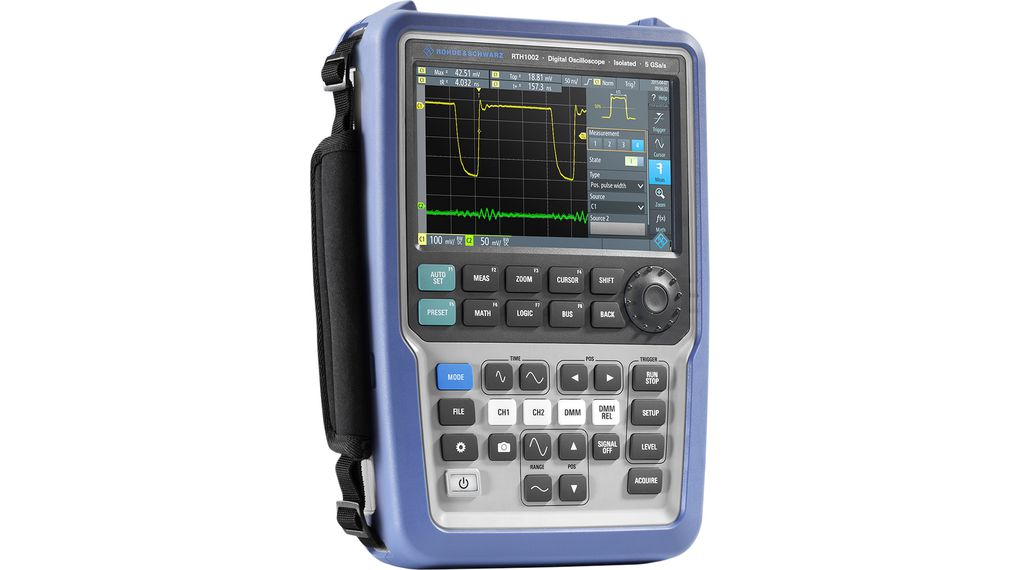 Buy Handheld Oscilloscope R&S<sup>®</sup> Scope Rider  2x200 MHz 5.0 GS/s