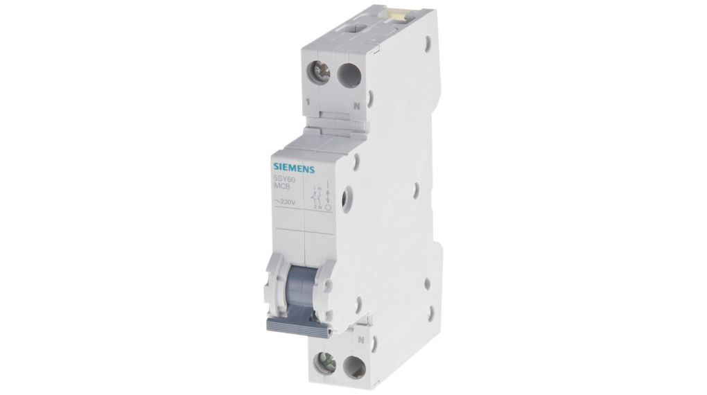 Buy Miniature Circuit Breaker 40A 230V 6kA C