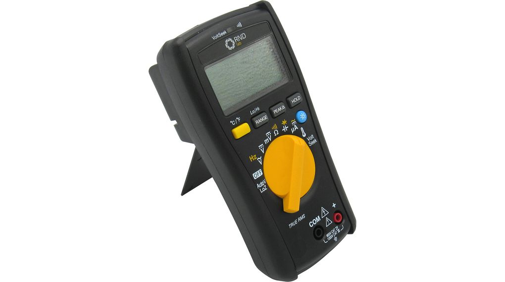 Buy Digital Multimeter TRMS 1000 VAC