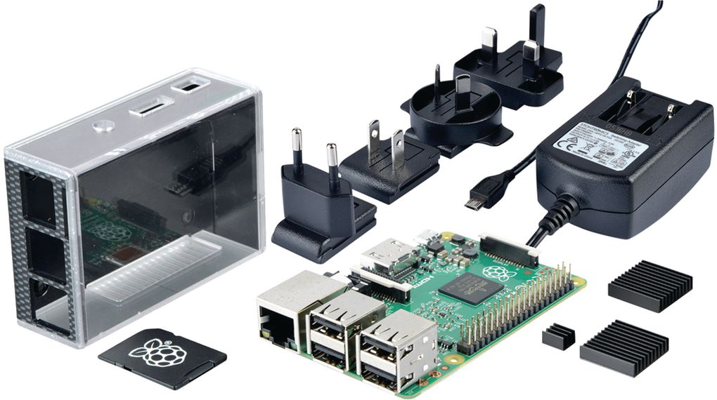 Buy Raspberry Pi 3 Model B, 1200 MHz, ARM Cortex-A53, quad-core