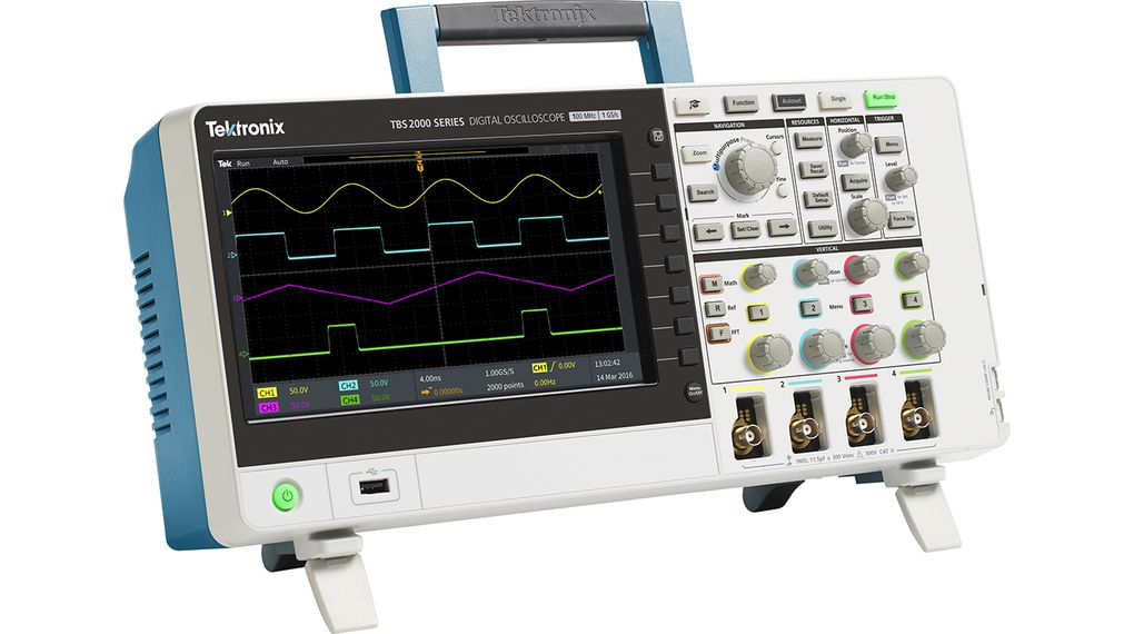 Buy Oscilloscope 4x 70MHz 1GSPS