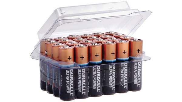 Buy Primary battery 1.5 V LR6/AA Pack of 24 pieces