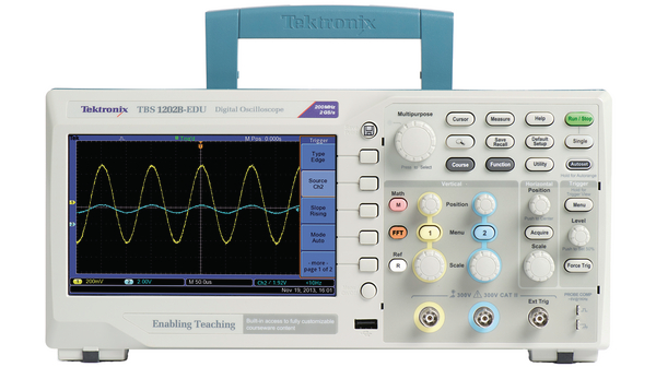 Buy Oscilloscope 2x 50MHz 1GSPS