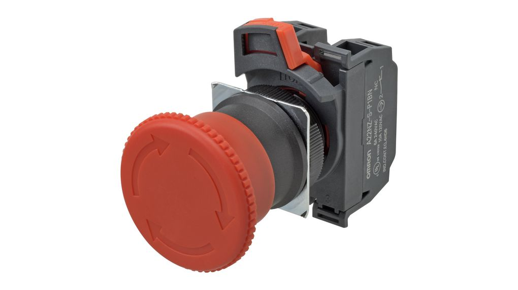 Buy Emergency Stop Switch 2NC IP65
