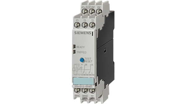 3rn1022 1dw00 thermistor motor protection relay siemens for Thermistor motor protection relay