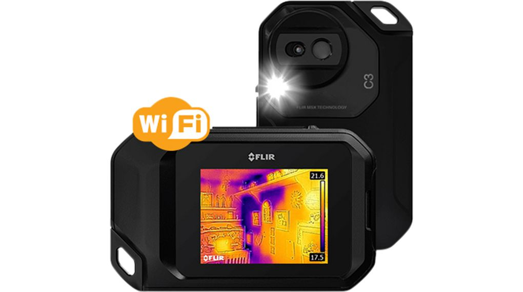 Buy Thermal Imager 80 x 60, 41° x 31°, -10 ... +150 °C