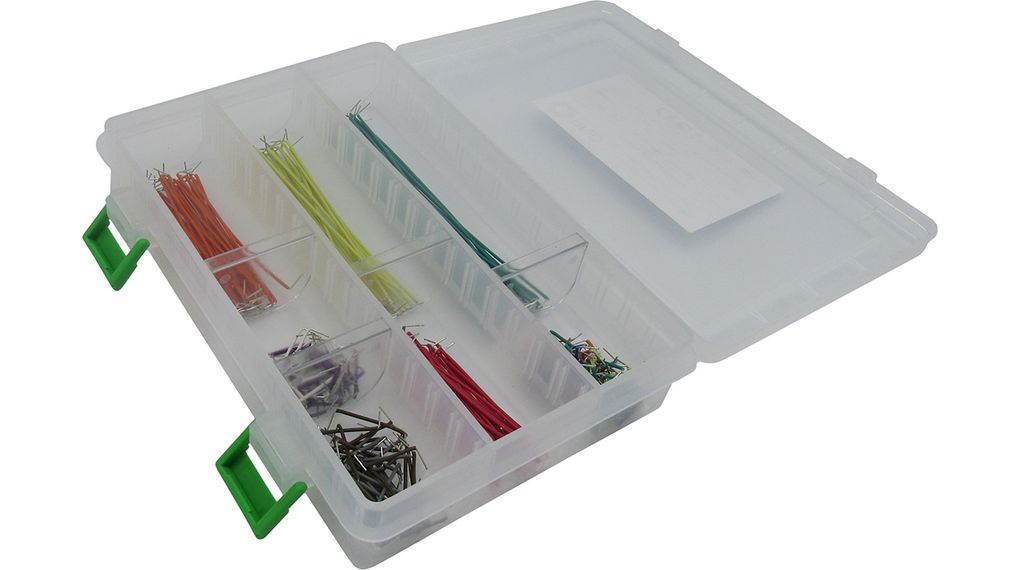 Buy Jumper Wire Assortment, Multicoloured