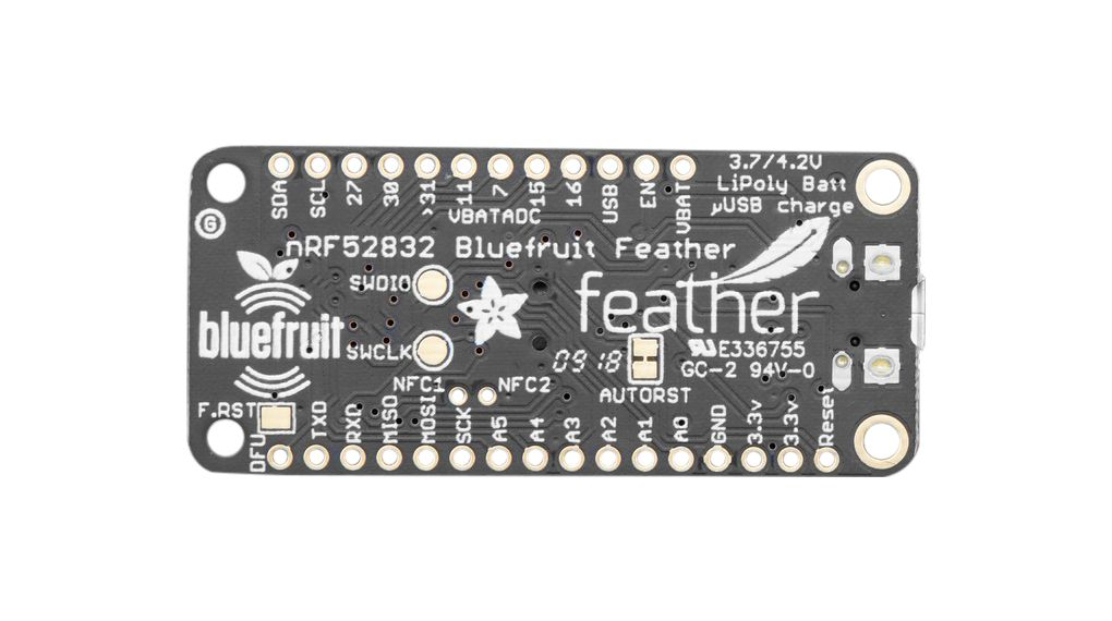Feather nRF52 Bluefruit LE