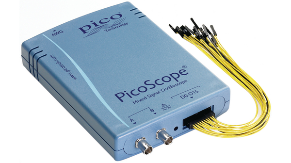 Buy PC Oscilloscope 2x60 MHz 500 MS/s