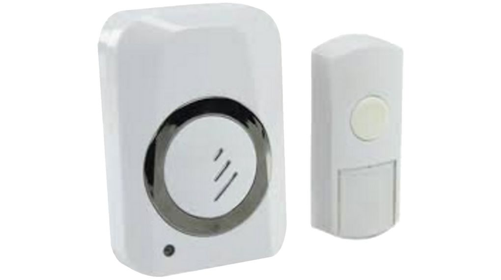 Buy Wireless Doorbell Set  sc 1 st  Elfa & EL-WDB301 | Buy Wireless Doorbell Set | HQ | Elfa