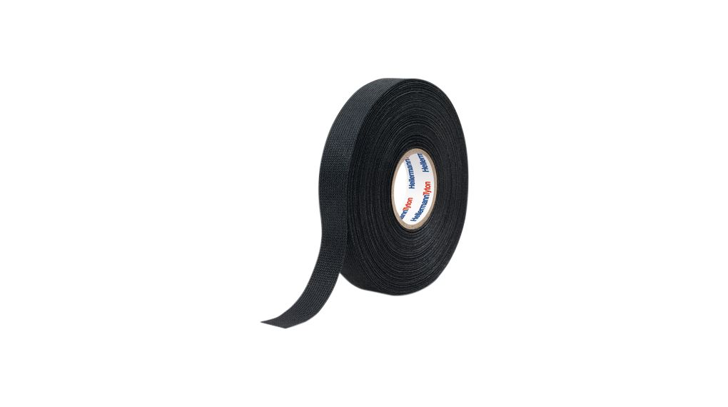 Buy Wire Harness Tape Black 19mm x 25m