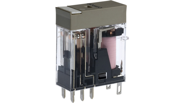 Buy Industrial Relay G2RS, 2CO, 5A, Plug-In Terminal