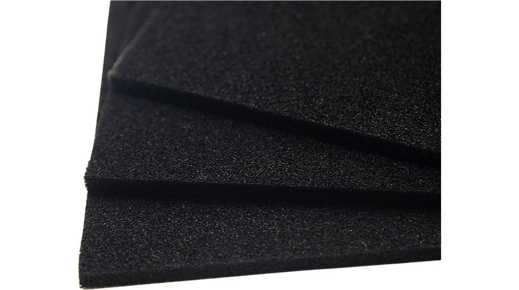 Buy Conductive Foam 305 x 305 mm