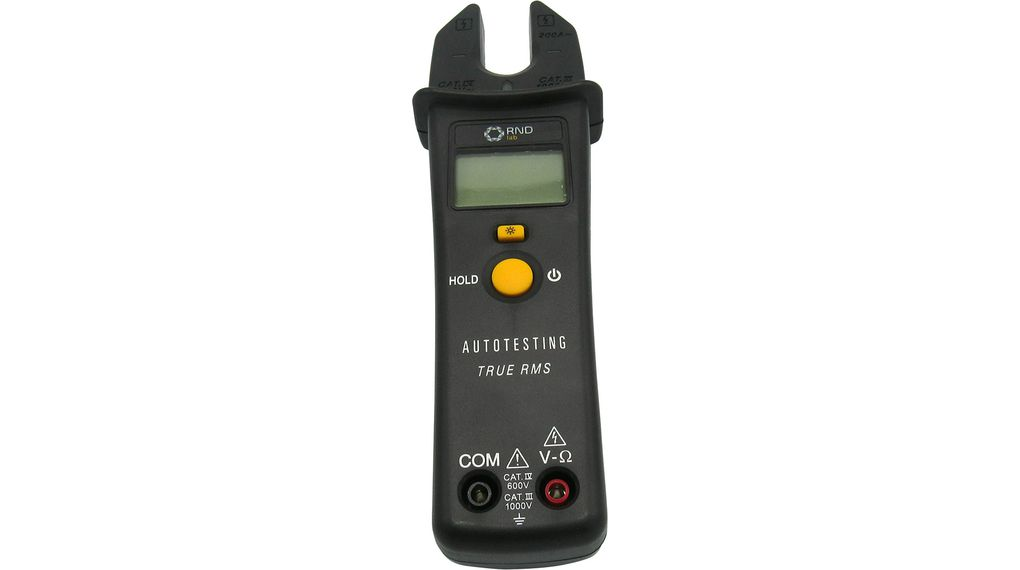Buy AC / DC Clamp Meter