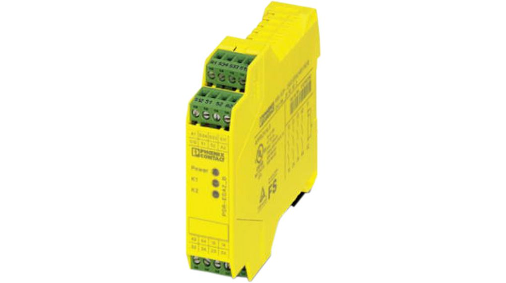 Phoenix Contact PSR SCP 24UC_ESA2_4X1_1X2_B 30085309 01 buy safety relay, phoenix contact, psr scp 24uc esa2 4x1 1x2 b phoenix contact relay wiring diagram at panicattacktreatment.co