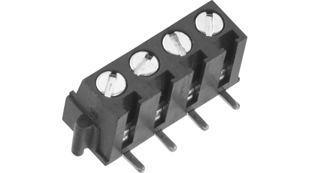 Wire-To-Board Terminal Block SMD 5 mm Horizontal