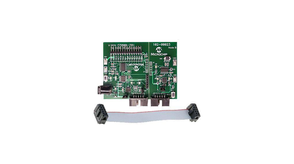 MCP2515 CAN Controller PICtail Demo Board