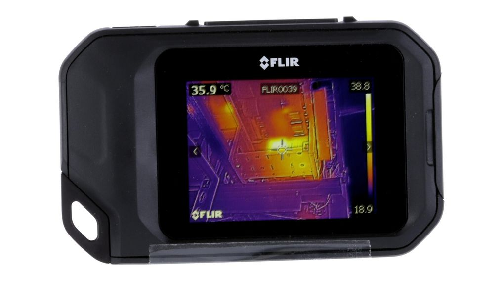 Buy Thermal Imager 80 x 60, -10...+150 °C