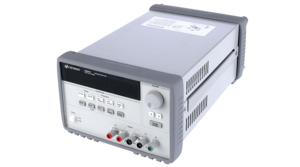 Bench Top Power Supply, 200 W, 20 V, 20 A Programmable