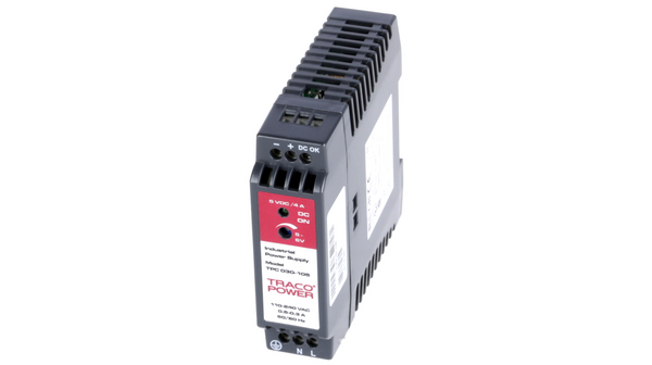Buy DIN Rail Power Supply Adjustable 5V 4A 20W