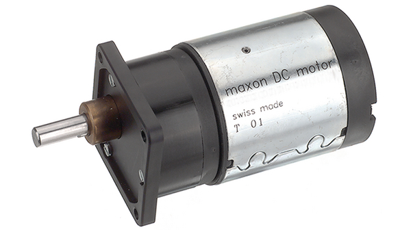 8abe8a6b3 41.040.038-00.00-145 - DC Motor, 40 mm, with Gear Drive, 40 mm, Maxon Motor