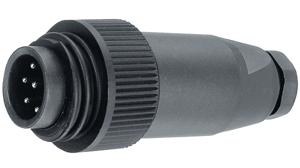 Buy Cable plug, 693 series 4-pole Poles 3+PE