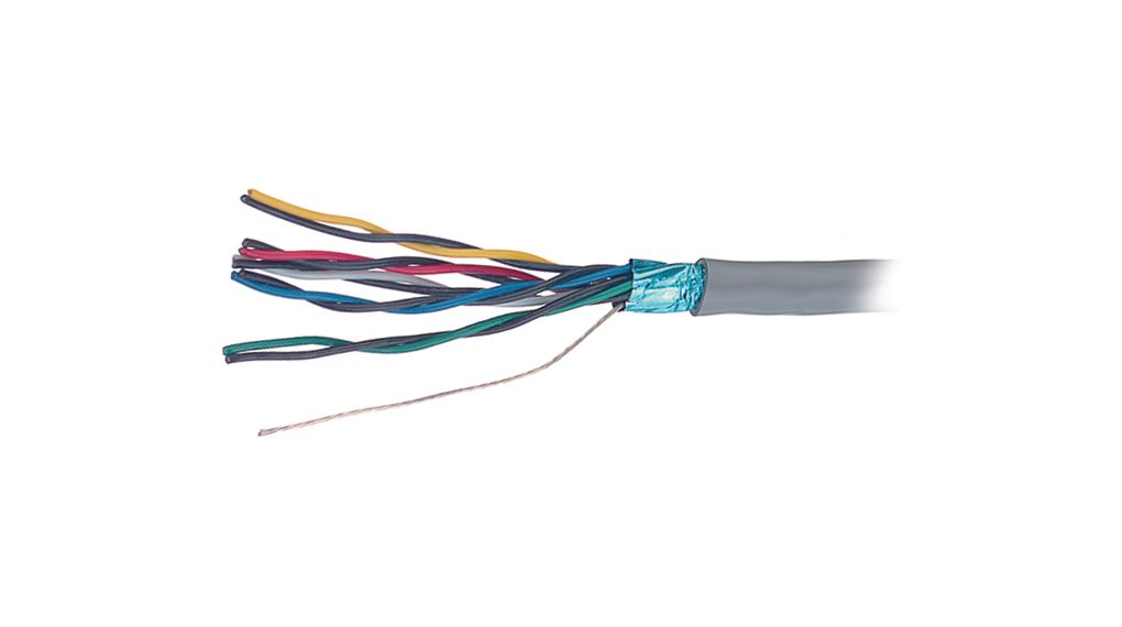 5471C SL001 Data Cable, 1 x 2 022 mm², Shielded Alpha Wire