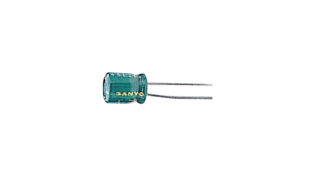 Buy Radial Electrolytic Capacitor 100 uF 16 VDC +105 °C