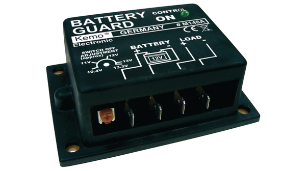 Buy Battery Monitor 12 VDC ... 12V 13.3V