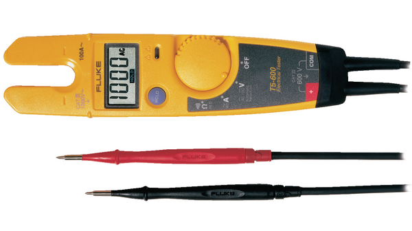 Buy Fluke T5-600 Voltage, Continuity and Current Tester