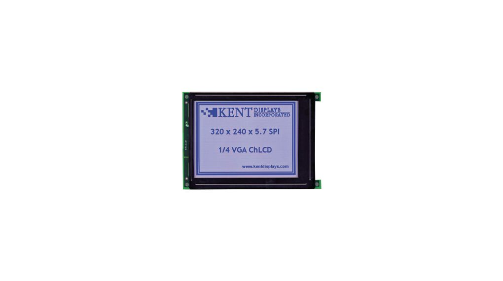 Buy ChLC display white-blue 320 x 240 Pixel