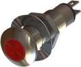 Buy LED Indicator Red 8.1mm 28V 15mA