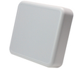 Buy Room Sensor Wall Mount Enclosure 25.5x86x86mm White ABS