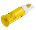 Buy LED Indicator Yellow 10.2 mm 14 V