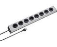 Buy Outlet Strip 8 Type J (T13) Black / Silver Type J (T12) 1.5m