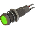 Buy LED Indicator Green 8.1mm 28V 20mA