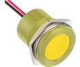 Buy LED Indicator Yellow 22 mm 220 V