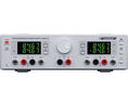 Buy Bench Top Power Supply, Number of Outputs=3, 130 W, Voltage Max. 30 V, Current Max. 2 A, Programmable