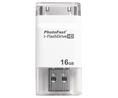 Buy i-FlashDrive HD Gen2 16 GB without adapter, iPad/iPad 2/iPad 3/iPhone 3GS/iPhone 4/iPhone 4S, 53 x 26 x 9 mm