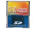 Buy CompactFlash adapter SD / SDHC