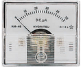 Buy Analogue Panel Meter DC: 0 ... 300 V 32 mm 32 mm