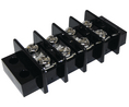 Buy Terminal block for chassis mounting 0.3...2 mm² 3P Black