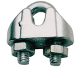 Buy Wire Cable Clamps, Galvanized 5.0 mm