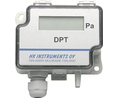 Buy Differential Pressure Measuring Transducer -100-2500 Pa Hose Connection ø 5 mm
