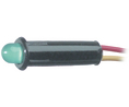 Buy LED Indicator Red 6.35 mm 28 V