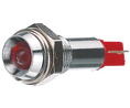 Buy LED Indicator Green 6.2 mm 14 V