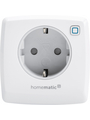 HomeMatic IP Pluggable Switch and Meter 868.3 MHz White 70 x 70 x 39 mm Buy {0}