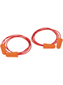 Ear plugs, corded PU=Pack of 2 pieces Buy {0}